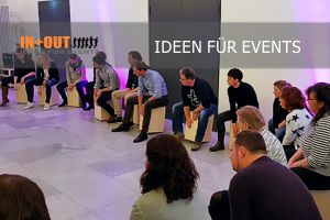 Team Event Ideen - Cajon Team Event Idee