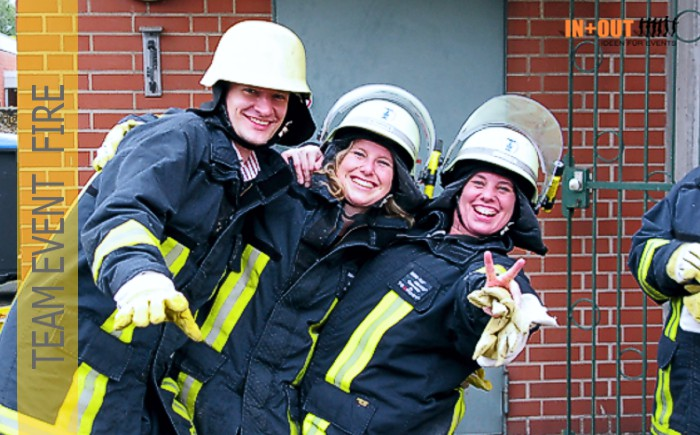 Team Event Firefighter