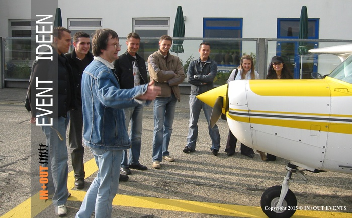 Team Event Pilot