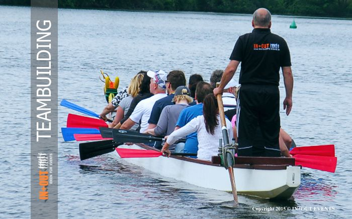 Drachenboot Team Event Ideen