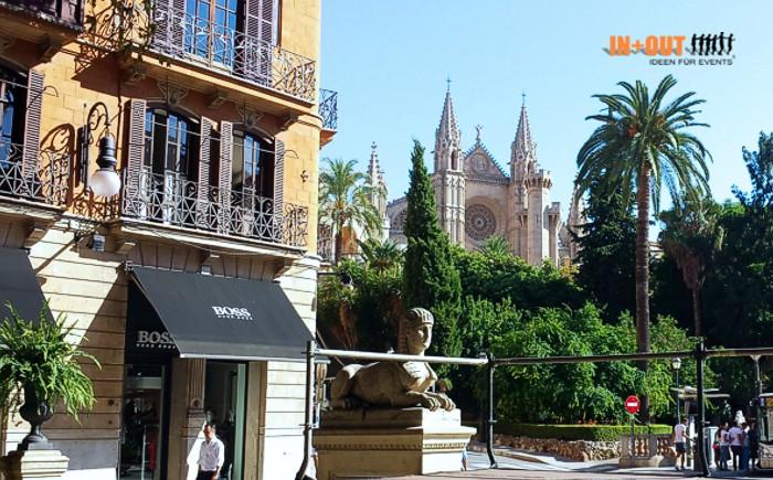 Incentive Event Ideen - Palma de Mallorca