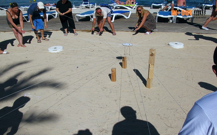 Teambuilding Mallorca Power of Tower