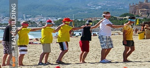 Teambuilding und Incentive IN+OUT EVENTS Mallorca