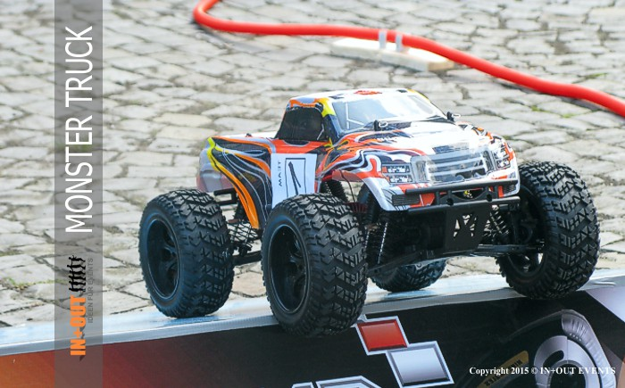 Mitarbeitermotivation Team Event Ideen - RC Cars