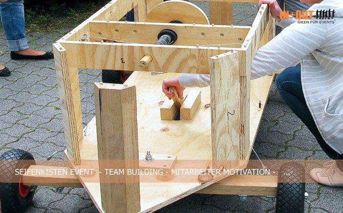 teambuilding mitarbeitermotivation team event ideen. Black Bedroom Furniture Sets. Home Design Ideas