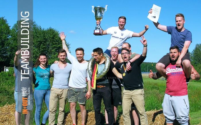 Teambuilding mitarbeitermotivation team event ideen for Farbige klebefolien