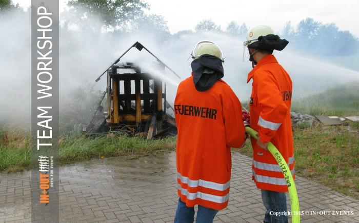 Teamworkshop Firefighter