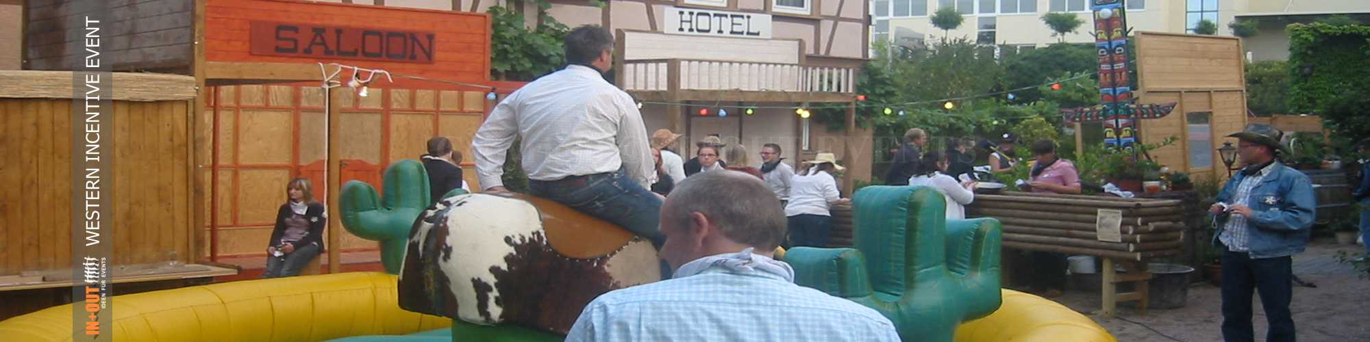 Western Incentive Event