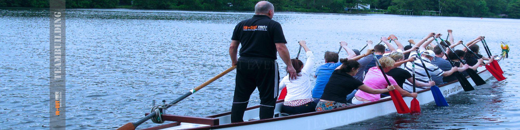 Drachenboot Team Event