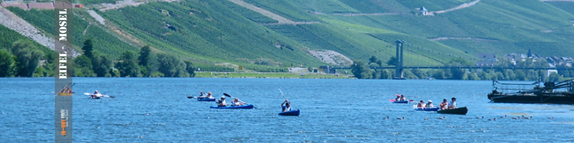 Ideen für Team Events - Eifel + Mosel - IN+OUT TEAM EVENTS