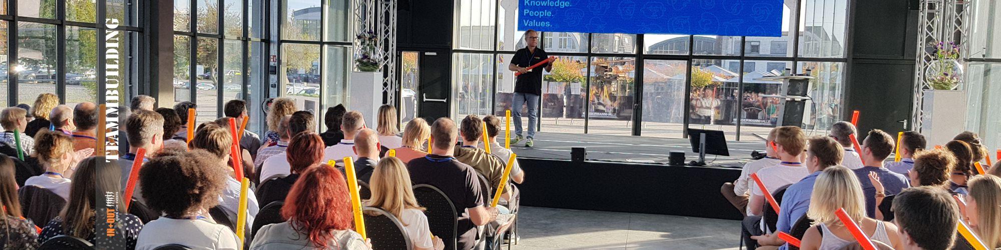 Ideen für Team Events - Köln - IN+OUT TEAM EVENTS