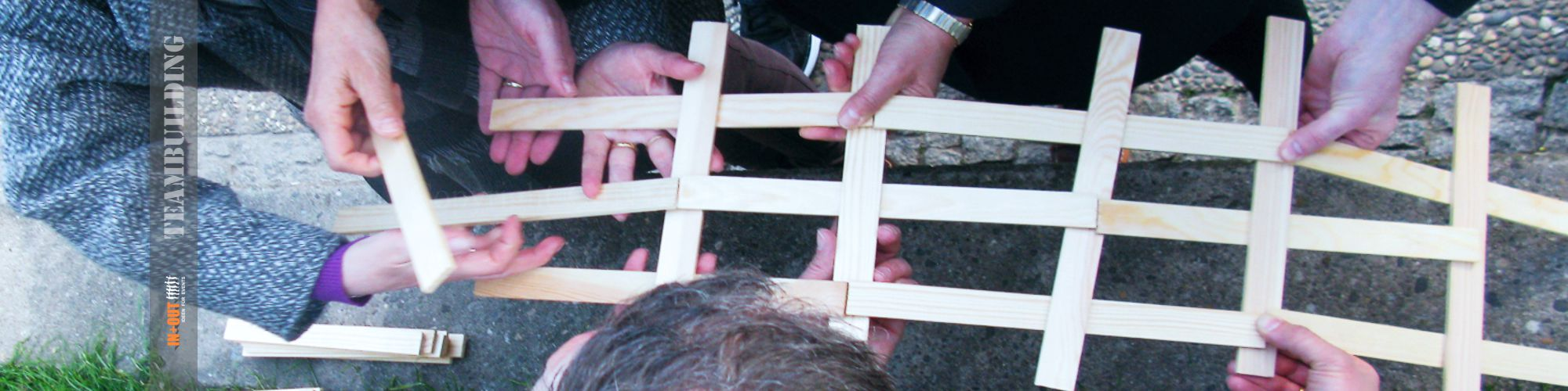 Teambuilding Modul Leonardo Brücke