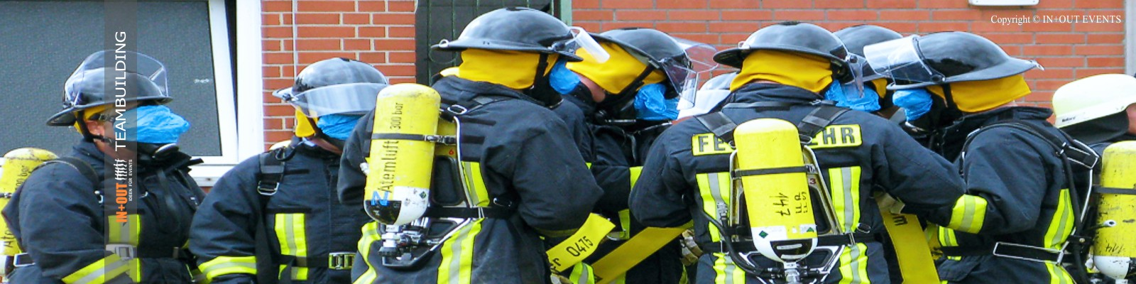 Teambuilding Event Idee Firefighter Challenge