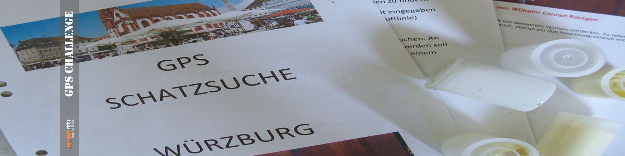 Ideen für Team Events - Würzburg - IN+OUT TEAM EVENTS