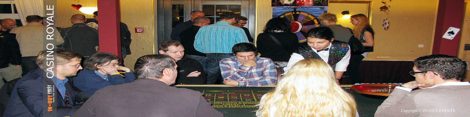 Casino Spieltisch Roulette