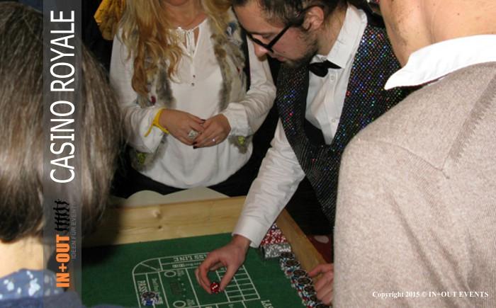 Casino Spieltisch Craptisch