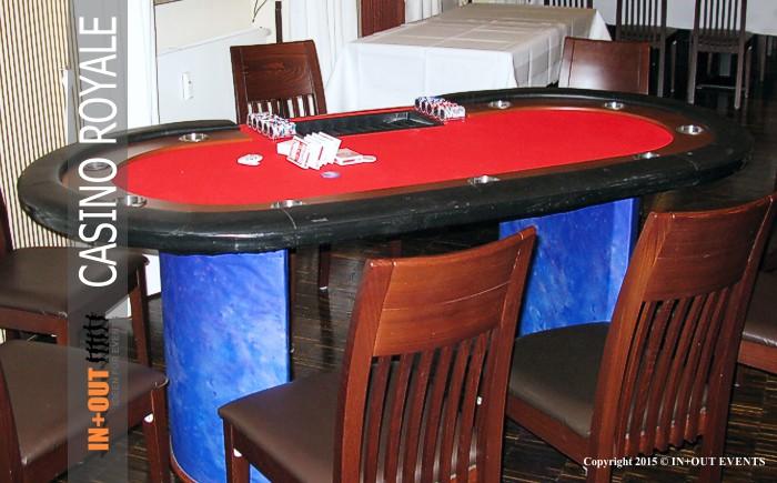 Casino Spieltisch Poker