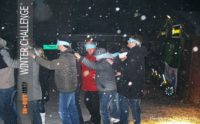 Winter Team WALK Modul